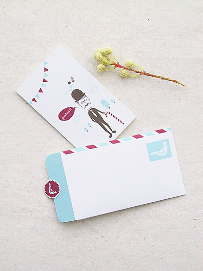 Mini Greeting Card And Letter Writing Set Freebies Eat